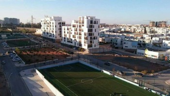 location appartement f4 à la rezidence hasnaoui à oran