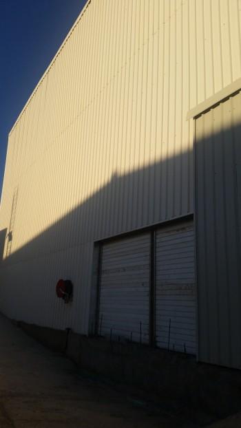 vent usine de 10000m, boulevard senia