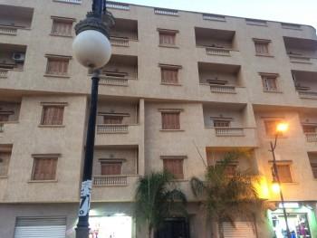vent immeuble sur le boulevard Ain turk à oran