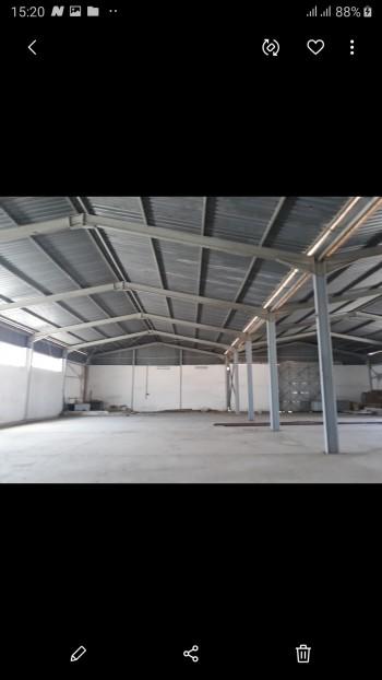 vente usine de 5000m a la zone lebioud